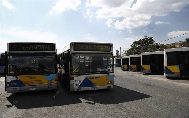 Μέχρι τέλος του 2020  σε κυκλοφορία τα 500 νέα λεωφορεία στην Αθήνα