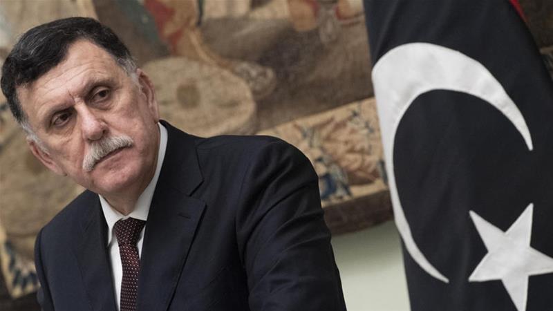 Αναφορές για παραίτηση του Σάρατζ από την πρωθυπουργία της Λιβύης