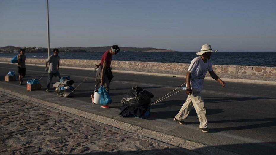 Μηταράκης για Καρά Τεπέ: Όσοι δεν μπουν στη νέα δομή, θα τους βάλει η αστυνομία