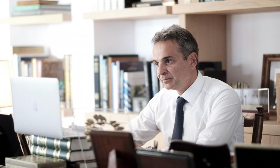 Κ. Μητσοτάκης στον ΟΗΕ: «Κλειδί» η τήρηση του Διεθνούς Δικαίου