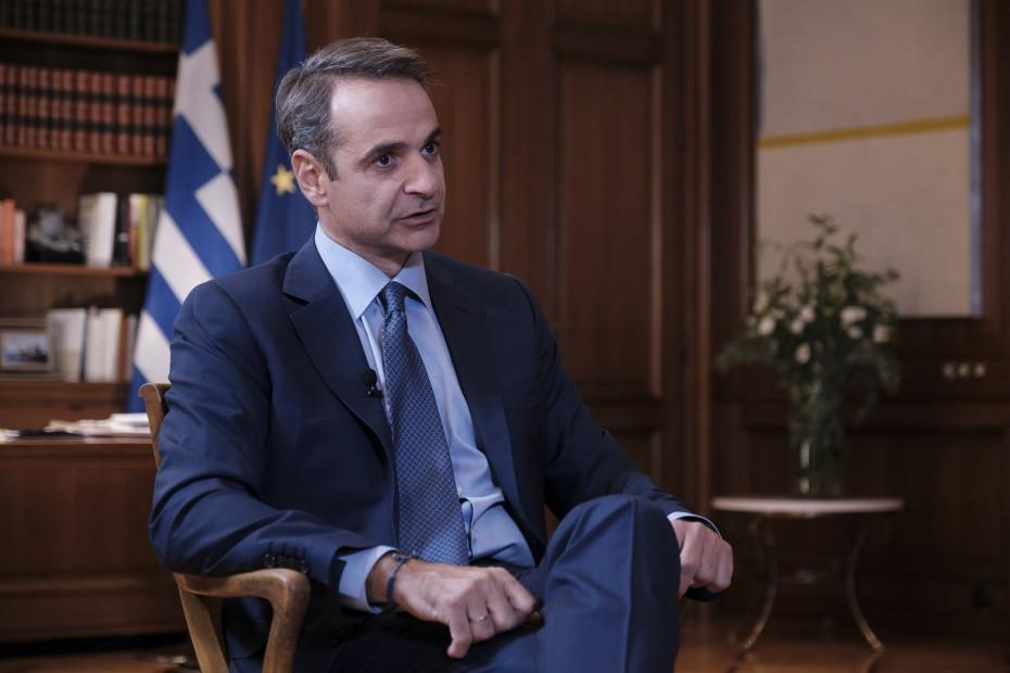 Και πάλι ο Μητσοτάκης για να σταματήσουν οι προκλήσεις της Τουρκίας