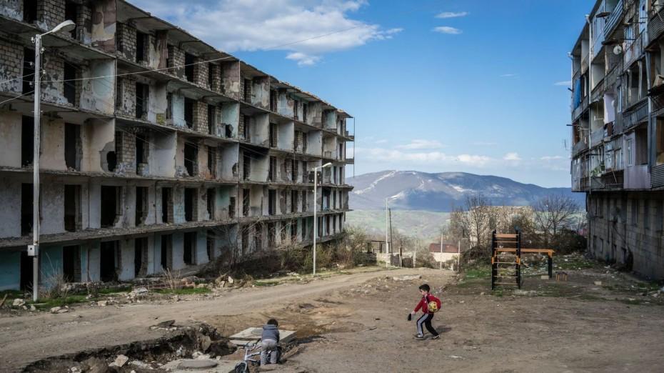 Αμείωτο το αιματοκύλισμα στο Ναγκόρνο-Καραμπάχ
