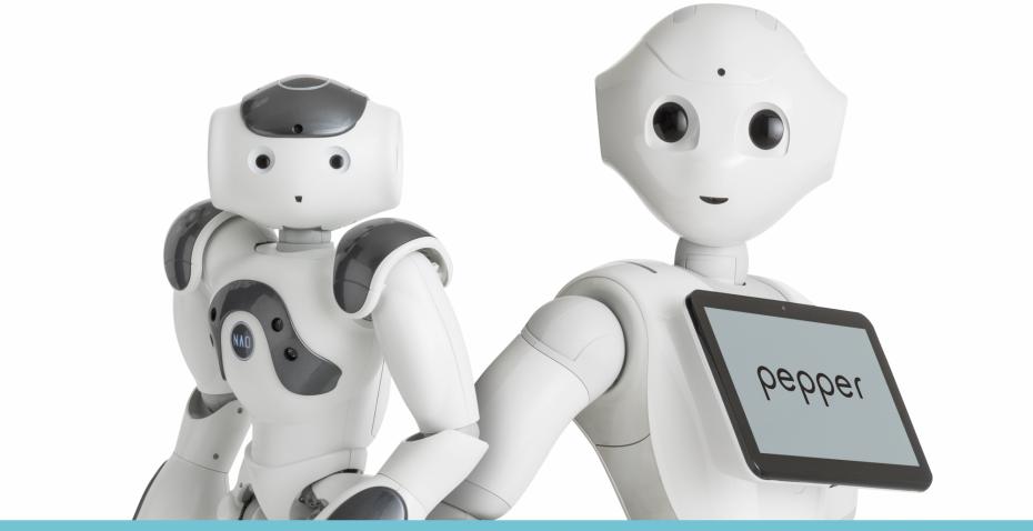 ΝΑΟ & Pepper: Τα ..ρομπότ στην υπηρεσία της εκπαίδευσης
