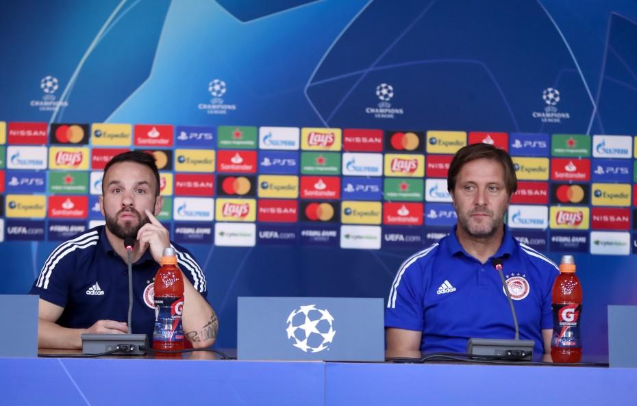 Champions League: Δεν θα υποτιμήσουμε την Ομόνοια, τονίζει ο Ολυμπιακός