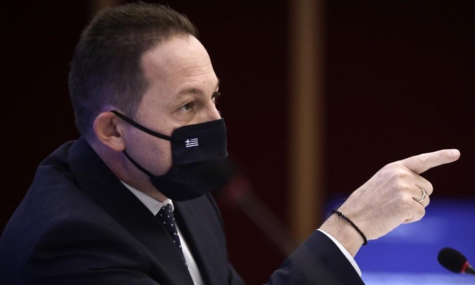 Στ. Πέτσας: Κυρώσεις, αν η αποκλιμάκωση είναι προσχηματική