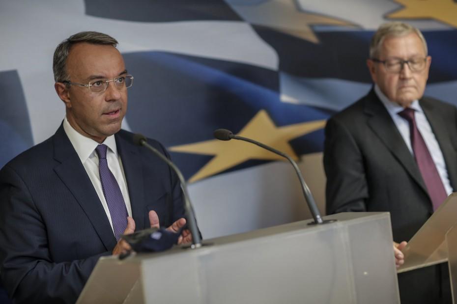 Η ΕΕ ζητά και πάλι την προσοχή της Ελλάδας στα δημοσιονομικά