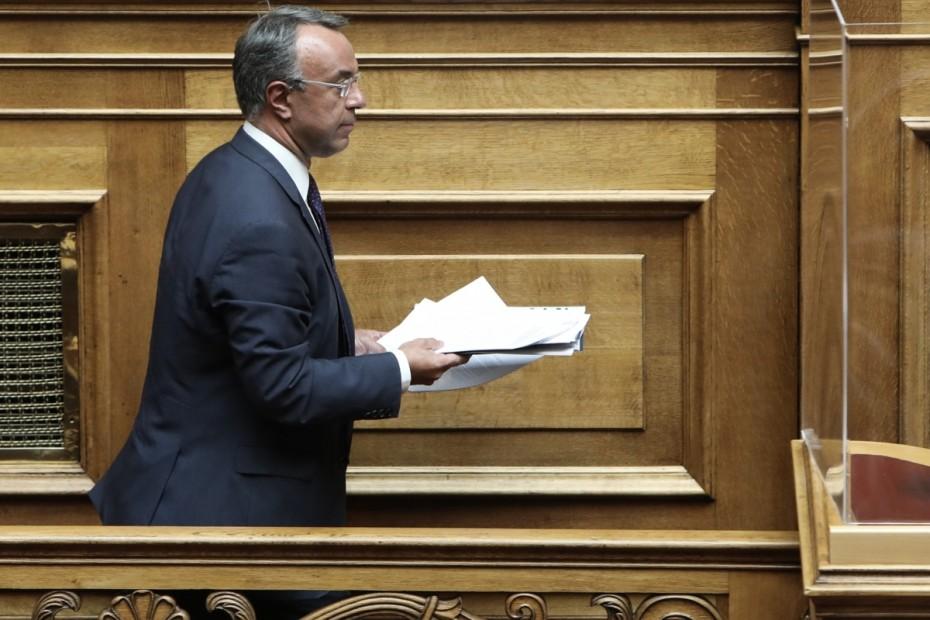 Με υπευθυνότητα η χαλάρωση των δημοσιονομικών, τόνισε ο Σταϊκούρας
