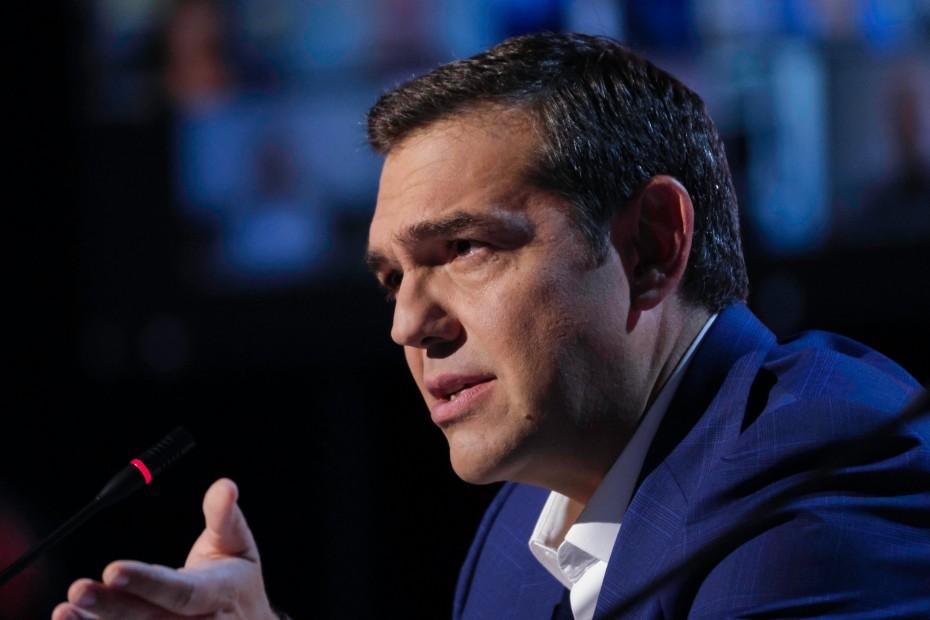 Ο Τσίπρας επιμένει για την επιβολή ευρωπαϊκών κυρώσεων στην Τουρκία