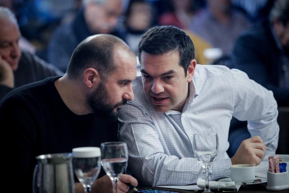 Ο Τσίπρας βάζει τον Τζανακόπουλο γραμματέα του ΣΥΡΙΖΑ