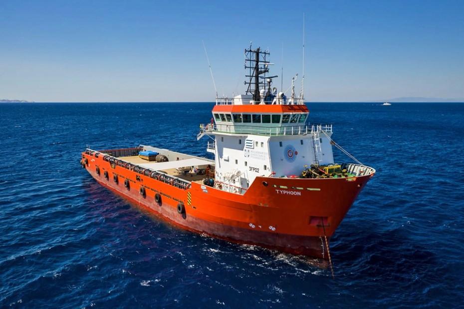 Ίδρυμα Λασκαρίδη: Ένας χρόνος «Typhoon» για πιο καθαρές ελληνικές θάλασσες