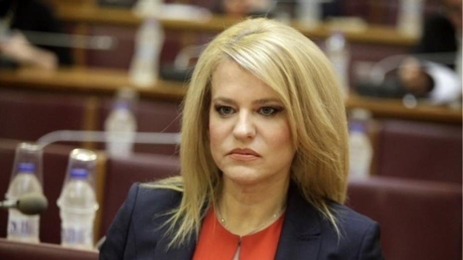 Ένταση στο ΣΥΡΙΖΑ με την Τζάκρη, για τον... «διεθνιστή» Μητσοτάκη