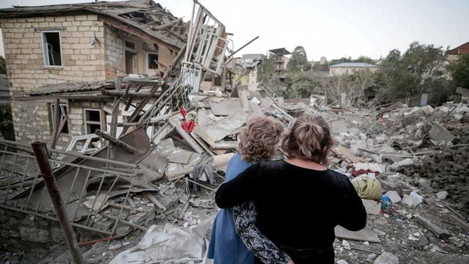 Μετ' εμποδίων η εκεχειρία στο Ναγκόρνο Καραμπάχ