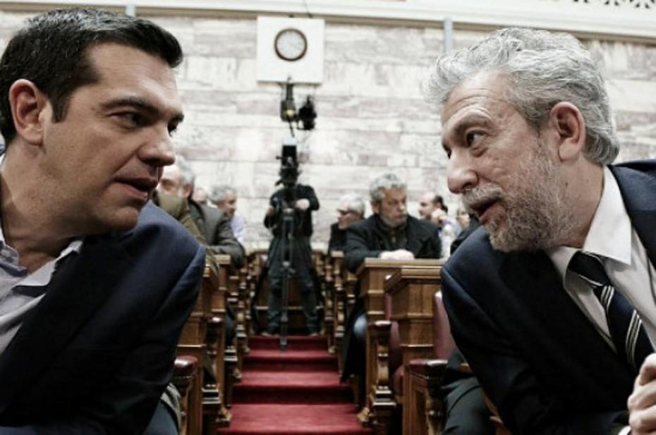 Κοντονής: Ο ΣΥΡΙΖΑ ήθελε να εγκλωβίσει τη ΝΔ και έκλεινε το μάτι στη Χ.Α.