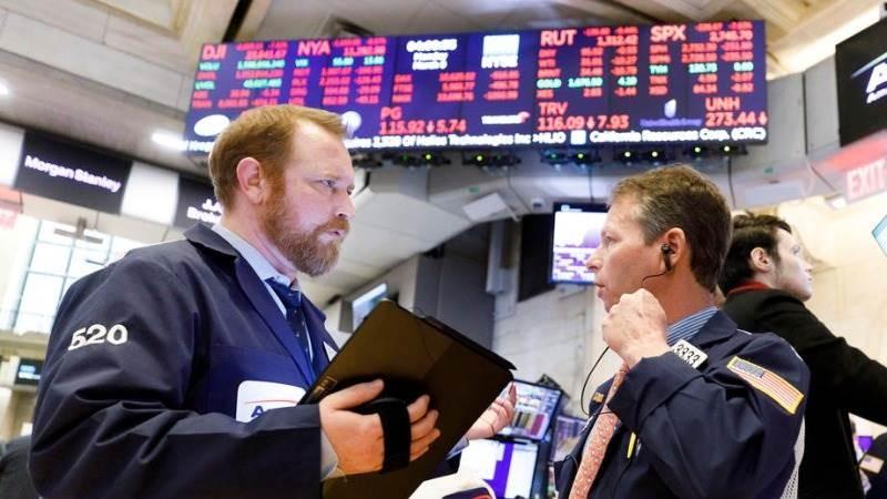 Ήπιες κινήσεις της Wall Street προς το τέλος της εβδομάδας