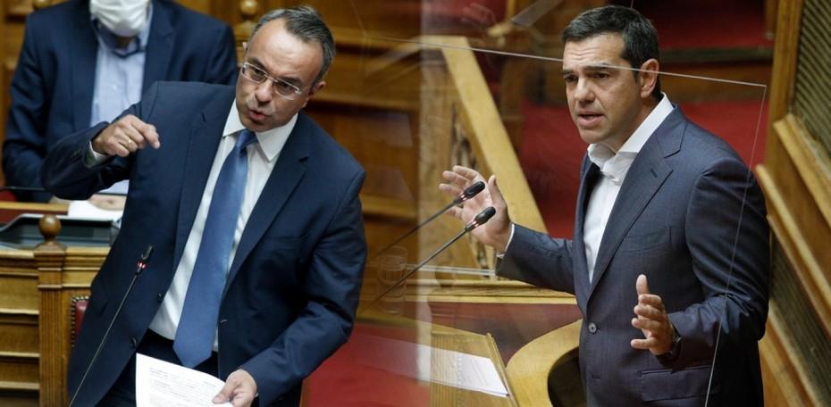 Πρόταση μομφής: Το απόγευμα της Παρασκευής η συζήτηση στη Βουλή