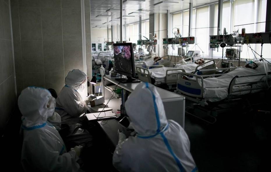 Συνεχίζεται η εξάπλωση του κορονοϊού στη Ρωσία - Νέα περιοριστικά μέτρα στην εστίαση