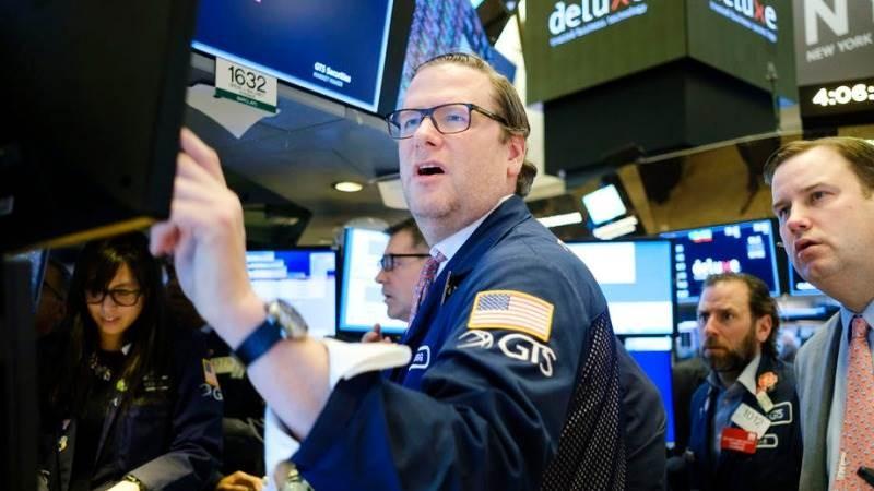Ραγδαίες απώλειες στη Wall Street τη Δευτέρα