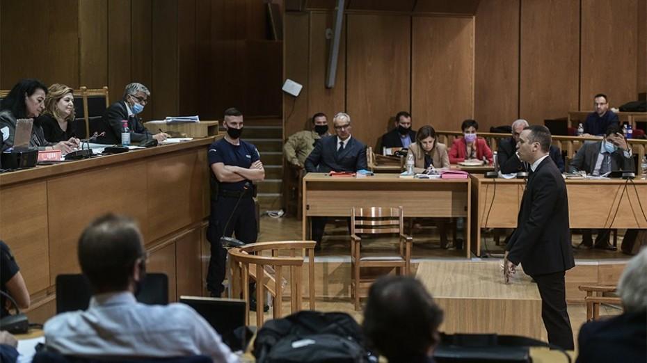 Δίκη Χρυσής Αυγής: Τη Δευτέρα η συνέχεια για τις ποινές