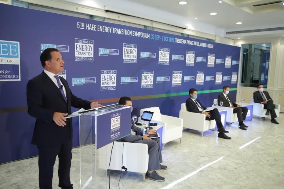Ο Γεωργιάδης αναμένει πολλές αμερικανικές επενδύσεις για τεχνολογία στην Ελλάδα