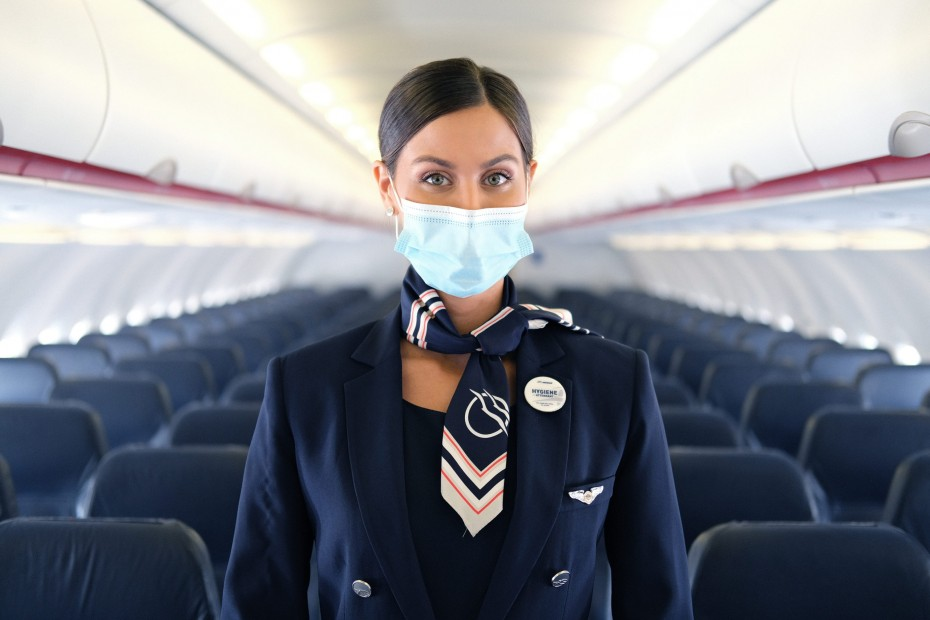 Aegean: Πρωτοβουλία για πιο ασφαλή ταξίδια μέσω των «Hygiene Attendants»