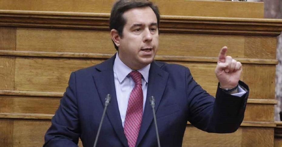 Ν. Μηταράκης: «Δεσμευόμαστε για μηδενική μόνιμη παραμονή μεταναστών στα νησιά»