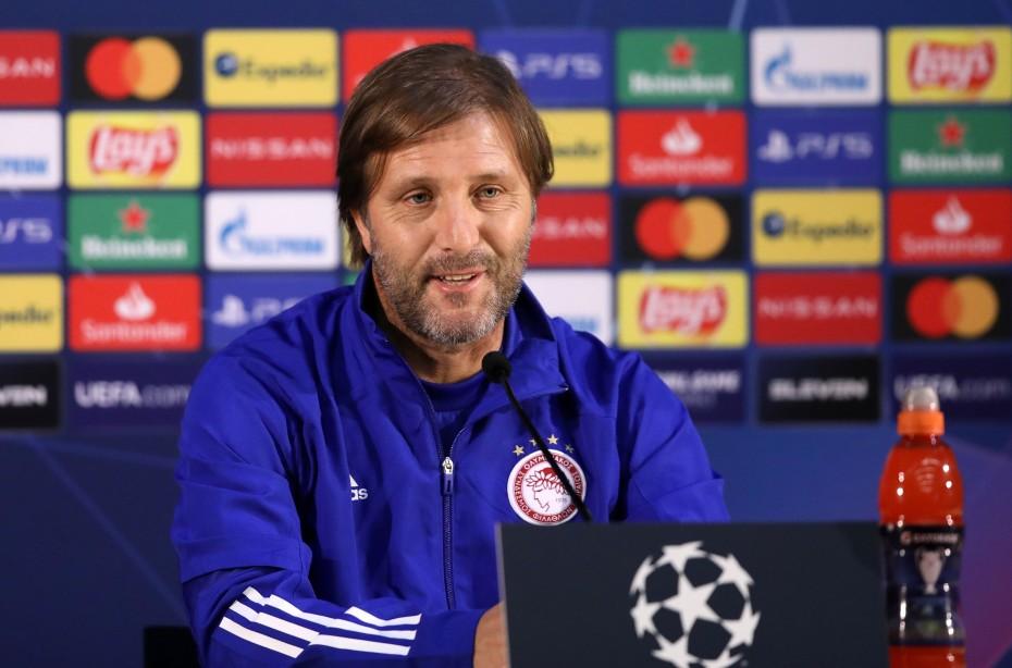 Champions League: Μπα και Σουντανί εκτός του ματς του Ολυμπιακού με την Πόρτο