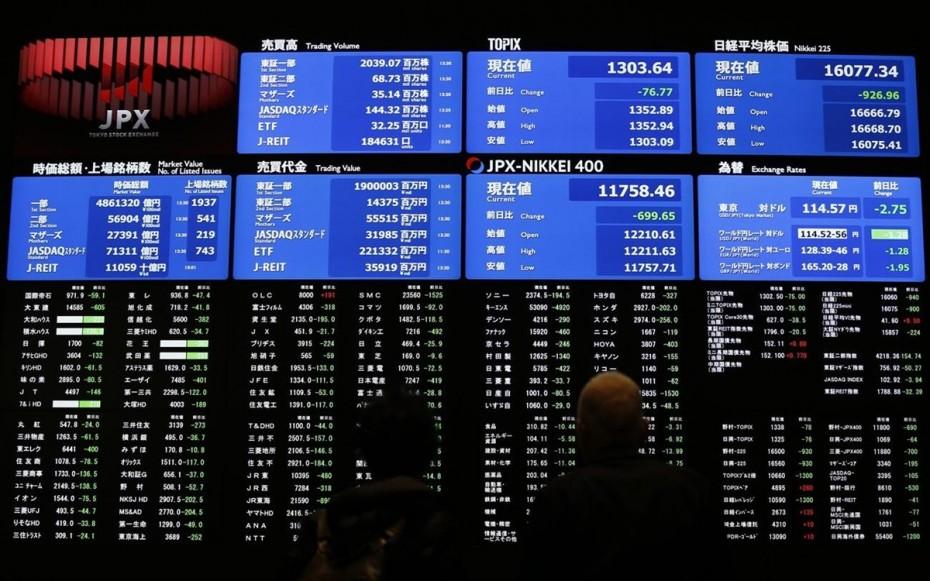 Σε κλοιό αβεβαιότητας οι ασιατικές αγορές