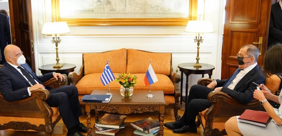 Παρέμβαση Λαβρόφ για την ελληνική κυριαρχία στα 12 ναυτικά μίλια
