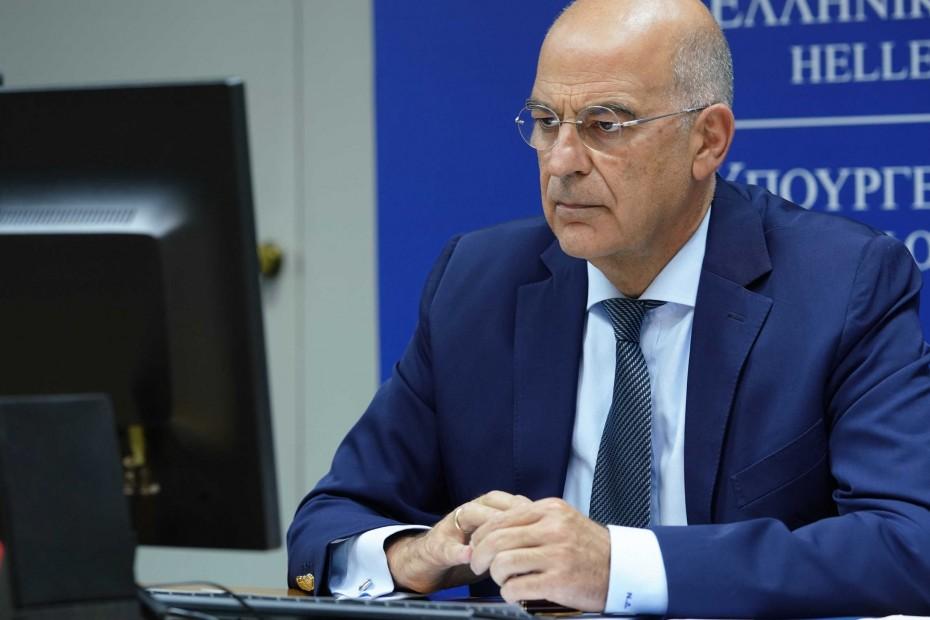 Δένδιας: Αναφαίρετο δικαίωμα της Ελλάδας η επέκταση στα 12 ναυτικά μίλια