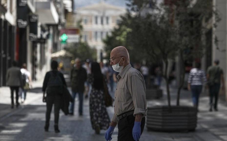 Στο 17,5% η διαφορά ΝΔ - ΣΥΡΙΖΑ, σε νέα δημοσκόπηση