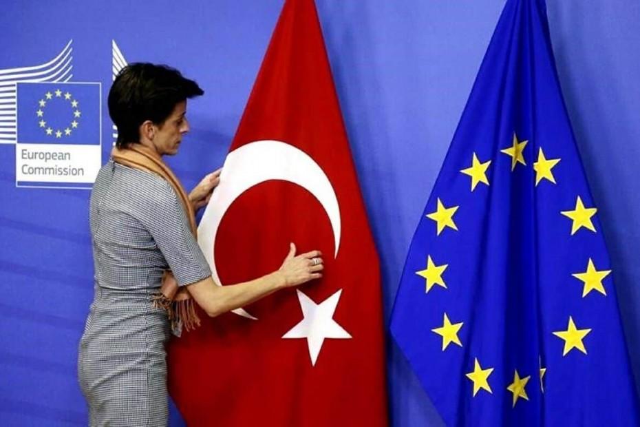 Και πάλι σε αναμονή η ΕΕ για ενδεχόμενο κυρώσεων προς την Τουρκία