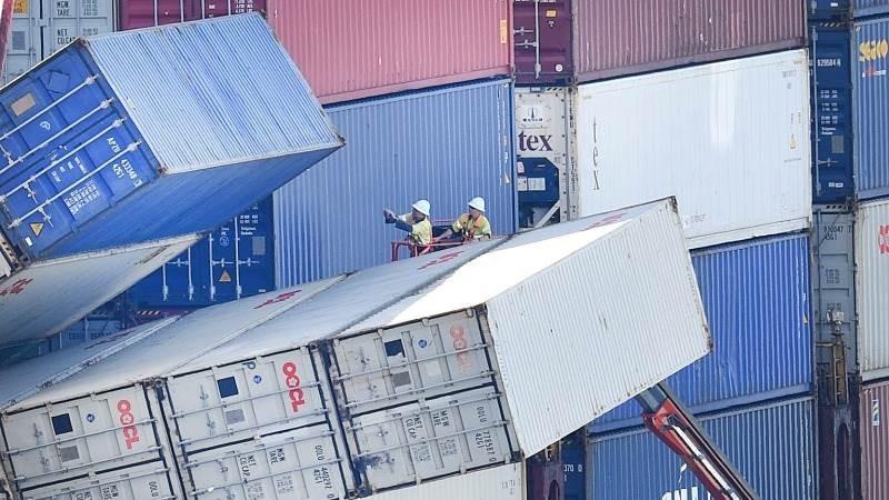 Κατακόρυφη πτώση στο εμπορικό πλεόνασμα της ΕΕ για τον Αύγουστο