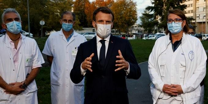 Γαλλία: Στο υψηλότερο σημείο οι ασθενείς του κορονοϊού στα νοσοκομεία