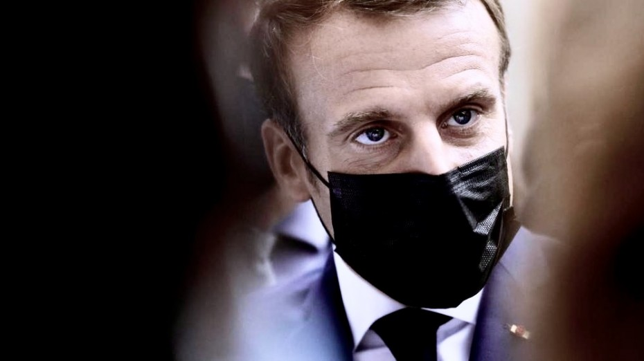 Σε νέο lockdown η Γαλλία λόγω κορονοϊού, με το διάγγελμα του Μακρόν