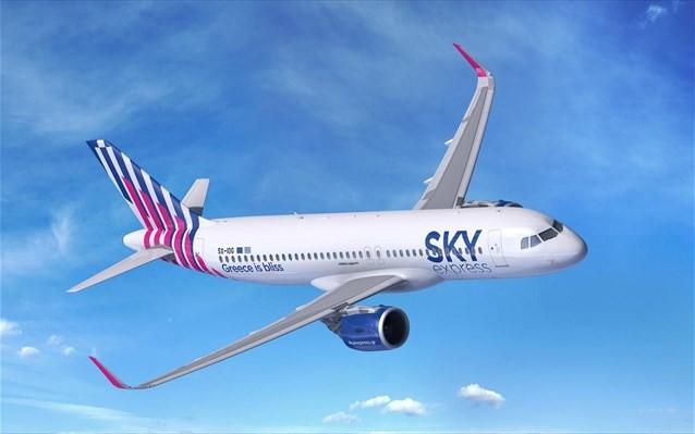Έξι νέα Airbus Α320neo στον στόλο της Sky Express