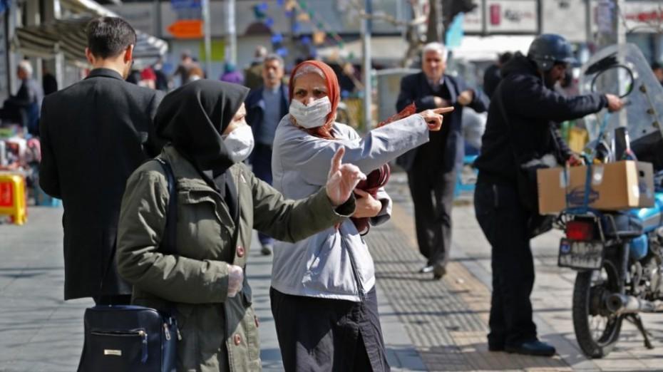 Πάνω από 460.000 τα κρούσματα του κορονοϊού στο Ιράν