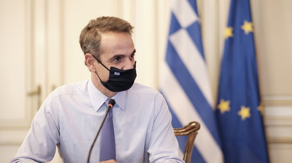Μητσοτάκης: «Να επιστρατεύσουμε τις αρετές που έκαναν την Ελλάδα μεγάλη»