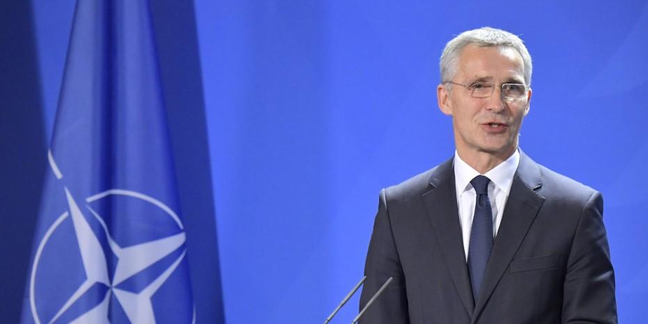 Σε Ελλάδα και Τουρκία ο επικεφαλής του NATO την ερχόμενη εβδομάδα