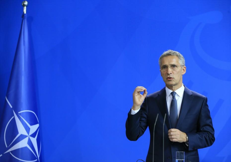 NATO: Σε ανοιχτή επικοινωνία Ελλάδα και Τουρκία για την αποφυγή εντάσεων