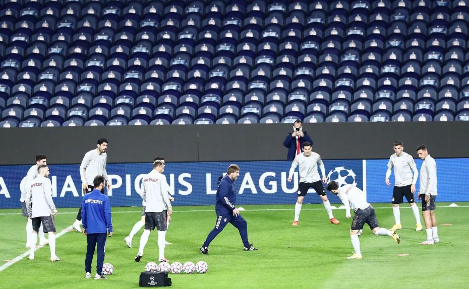 Champions League: Με στόχο τη δεύτερη νίκη ο Ολυμπιακός απέναντι στην Πόρτο