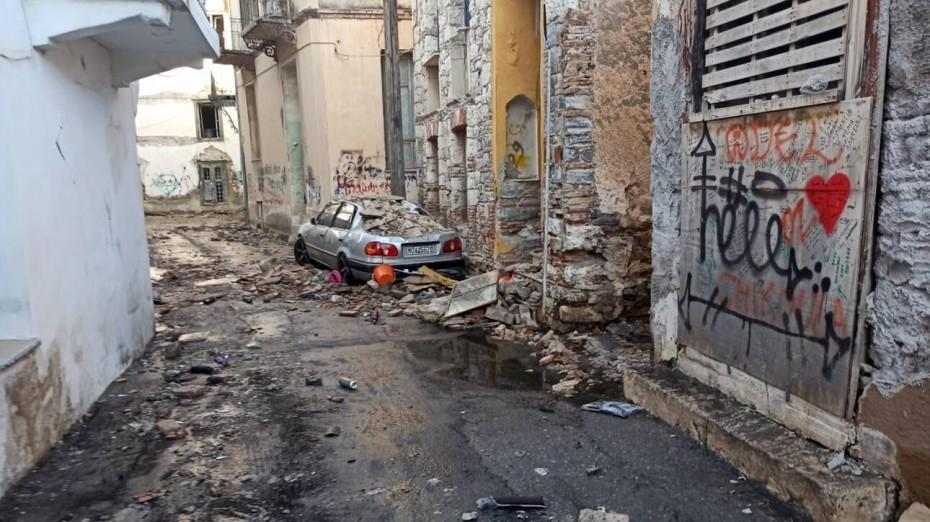 Σε κατάσταση εκτάκτου ανάγκης η Χίος