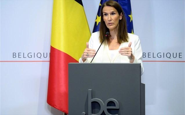 Βέλγιο: Βγήκε από την εντατική η υπ. Εξωτερικών
