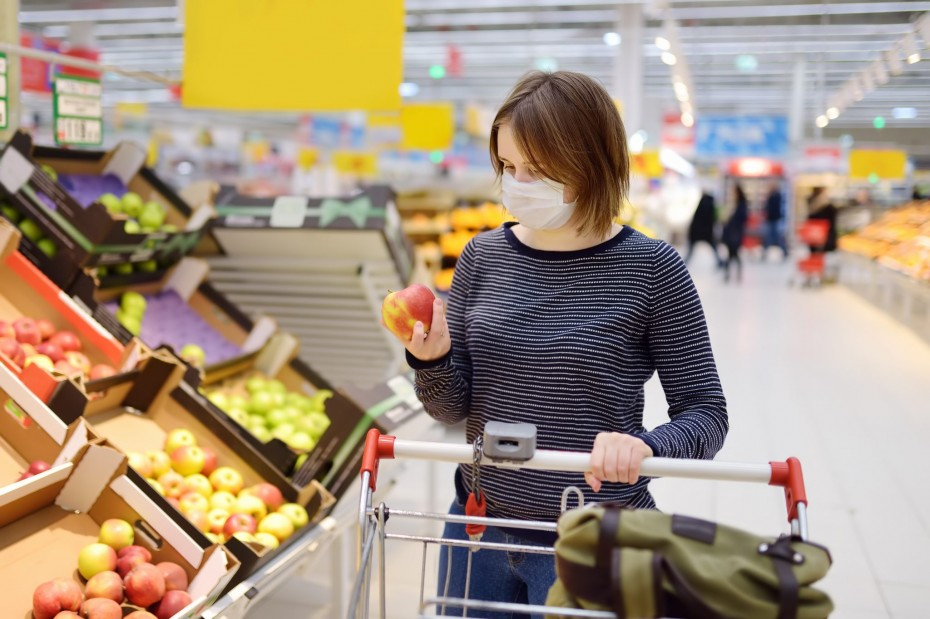 Έρευνα: Στα 96,1 εκατ. το κόστος διαχείρισης της πανδημίας για τα σούπερ μάρκετ