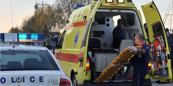 Δύο νεκροί και ένας τραυματίας από τροχαίο την περιοχή του Βαρθολομιού
