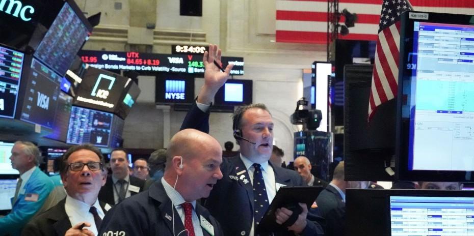Με άνοδο η εκκίνηση της Wall Street στον Οκτώβριο