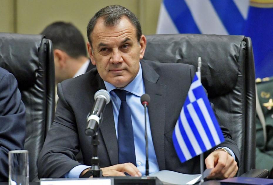 Ν. Παναγιωτόπουλος: «Στρατηγική μας επιλογή η ενίσχυση των Ενόπλων Δυνάμεων»