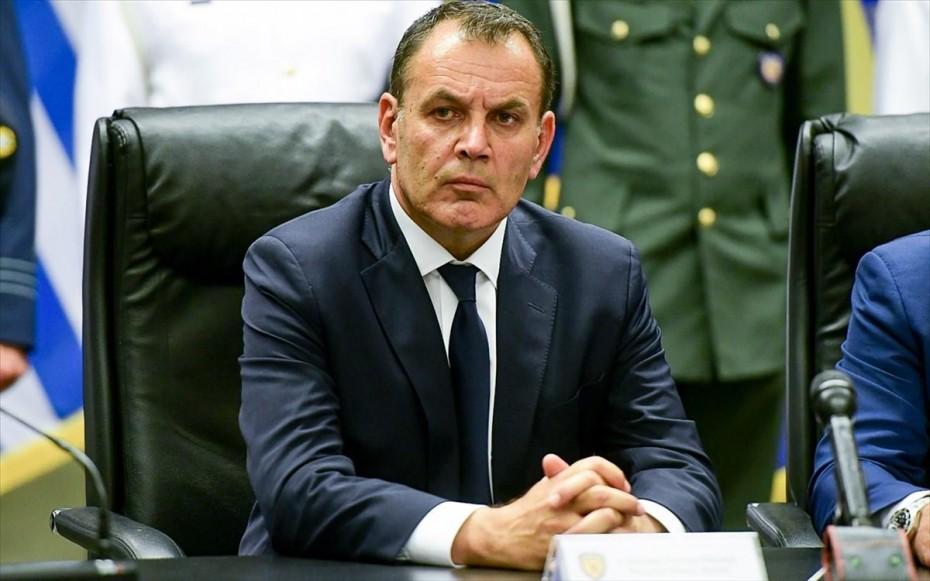 Ν. Παναγιωτόπουλος: «Καταδικάζουμε τις ενέργειες της Τουρκίας στις ΑΟΖ Ελλάδας και Κύπρου»