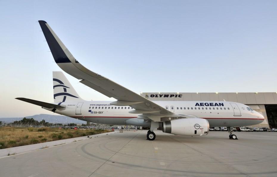 Aegean και Olympic Air: Επαναφορά πτήσεων λόγω αναστολής κινητοποιήσεων