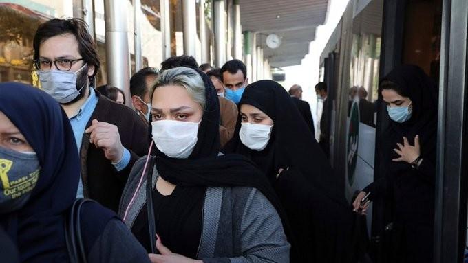 Ξεπέρασαν τα 880.000 τα κρούσματα του κορονοϊού στο Ιράν