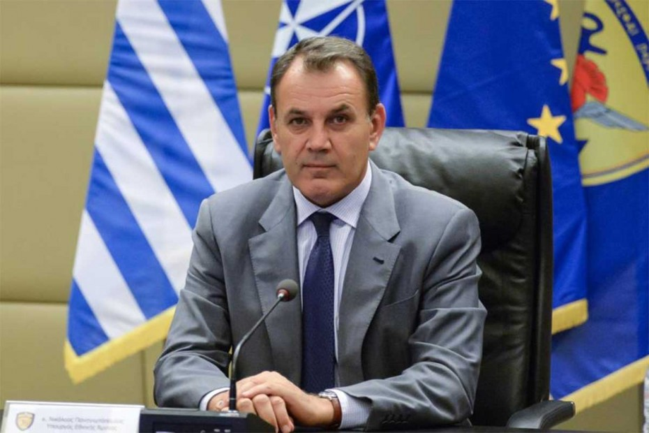 Σε προληπτική καραντίνα ο Ν. Παναγιωτόπουλος - Αρνητικό το τεστ
